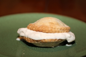 Pie Ice Cream Sandwich